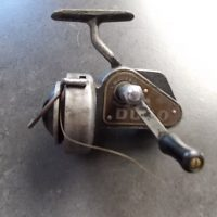 Vintage Allcocks Duco Fishing Reel